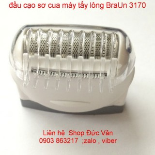 Braun Shaver Cutter Shaving Head Unit for Silk épil