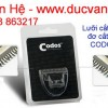 hair clippers blades codos 536