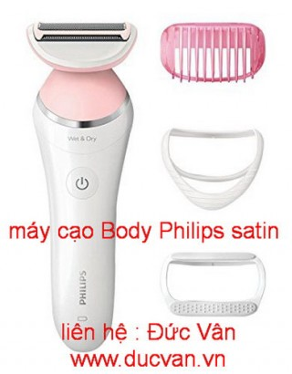 philips satin body